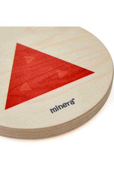 Minera Denge Diskleri Denge Oyuncağı - Geometrik Formalar