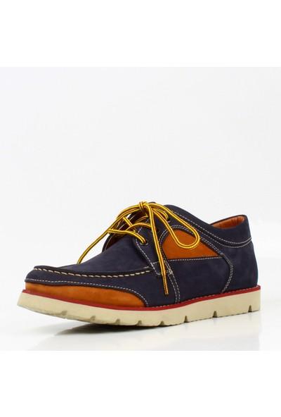 Bruno Shoes 3215E Erkek Gunluk Derı Eva Taban Ayakkabı
