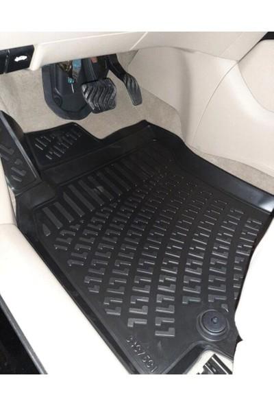 Rizline Nissan Juke 3D Havuzlu Paspas 2010-2019 Arası