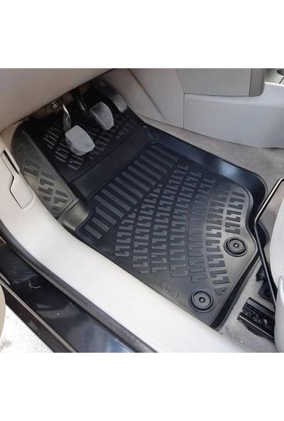 Rizline Nissan Juke 3D Havuzlu Paspas 2020 Sonrası