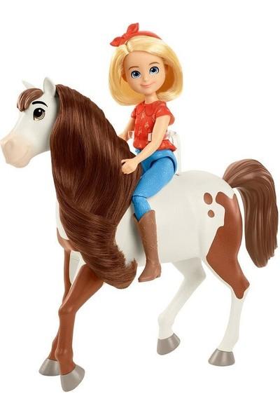 Samatlı Dw Spirit Bebek ve Atı Abigail-Boomerang GXF20-GXF23 Lisanslı Ürün