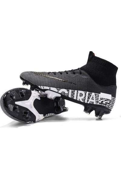Moyan Siyah Futbol Ayakkabısı (Yurt Dışından)