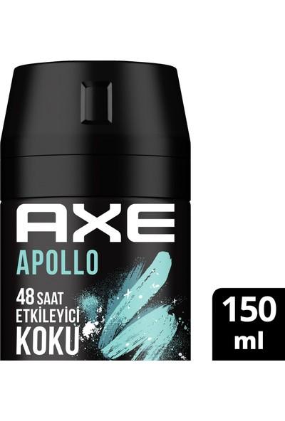 Axe Erkek Deodorant & Bodyspray Apollo 48 Saat Etkileyici Koku 150 ML