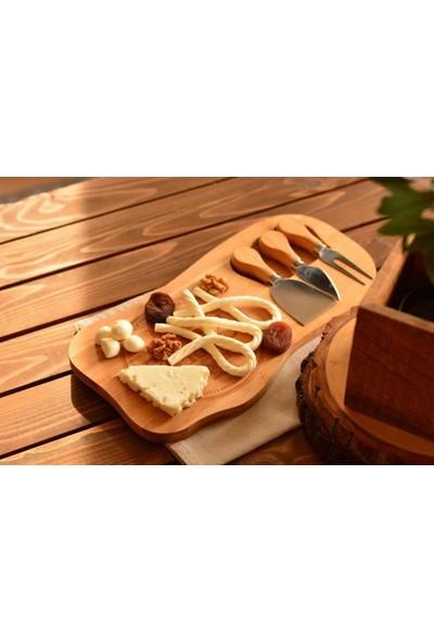 Bambum Gouda 7 Parça Kahvaltı Sunum Seti