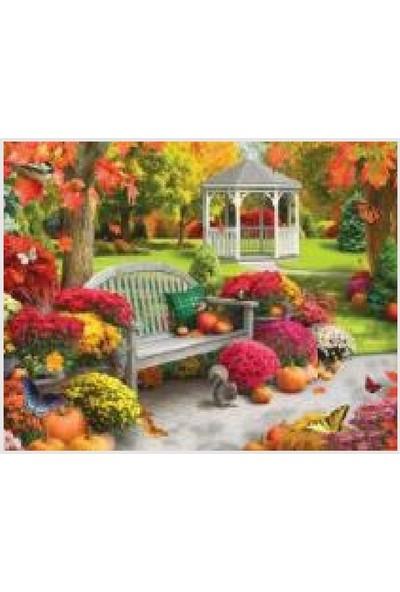 Art Liva Sayılarla Boyama Hobi Seti Tuvalli 40X50 cm Gizli Bahçe