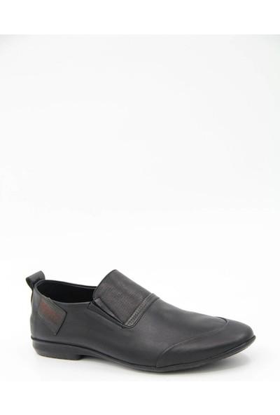 James Franco 29632 Siyah Erkek Casual Ayakkabı