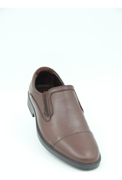 Esse 29202 Kahverengi Erkek Klasik Ayakkabi