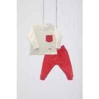 Kız Bebek Pijama Takımı 2'li (3-18 Ay)