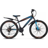 Ümit Bisiklet Ümit Faster 26 Jant 2d Erkek Dağ Bisikleti Siyah-Mavi