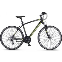 Mosso Legarda 2124 Msm 28J V 46K Erkek Bisikleti Siyah-Lime