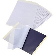 Skygo Sprit Dövme Transfer Kağıdı 10 Adet
