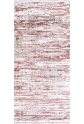 KREASYON Enn 1202 Pembe Renkli Halı 120 x 180 cm
