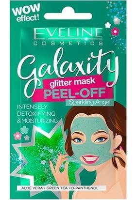 EVELİNE Galaxity- Detoks Etkili Soyulan Simli Maske- 2 Kullanımlık