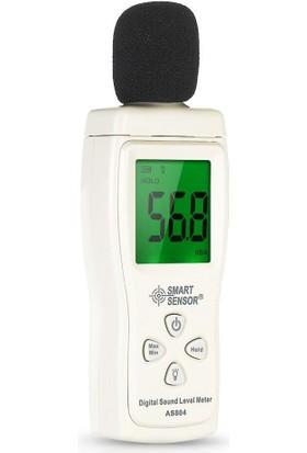 Smart Sensor As 804 Dijital Ses ve Gürültü Ölçer