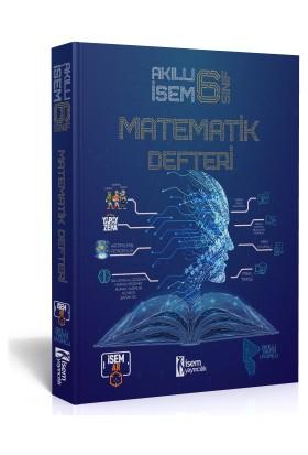 İSEM Yayıncılık 6. Sınıf Akıllı Isem Matematik Defteri