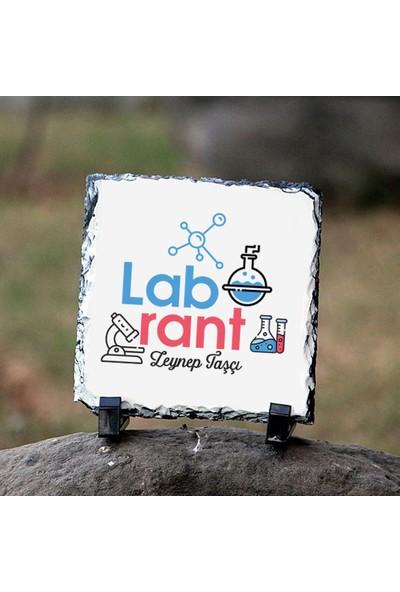 Hediyesec Laboranta Hediye Isme Özel Dekoratif Taş