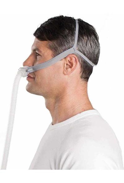 Resmed Airfit P10 Cpap Silikon Burun Yastık Maskesi - En Hafif Cpap Maskesi