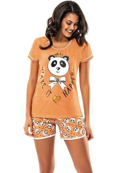 Erdem İç Giyim Orange Panda Short