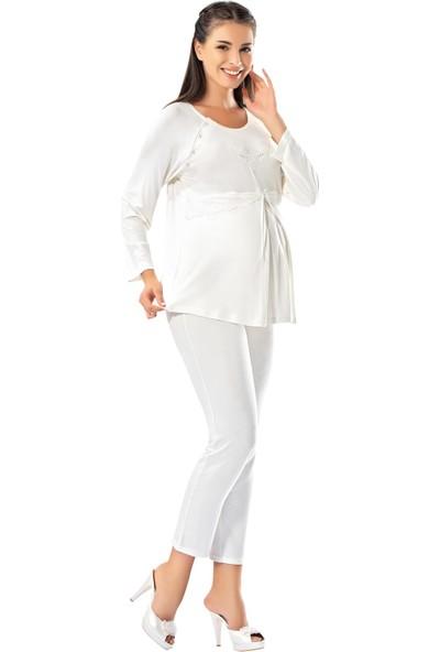 Erdem İç Giyim Erdem Bayan Lohusa Pijama Takımı
