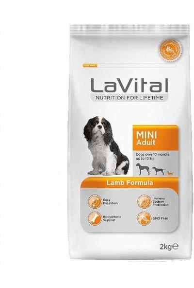 La Vital Kuzu Etli Küçük Irk Köpek Maması 2 kg