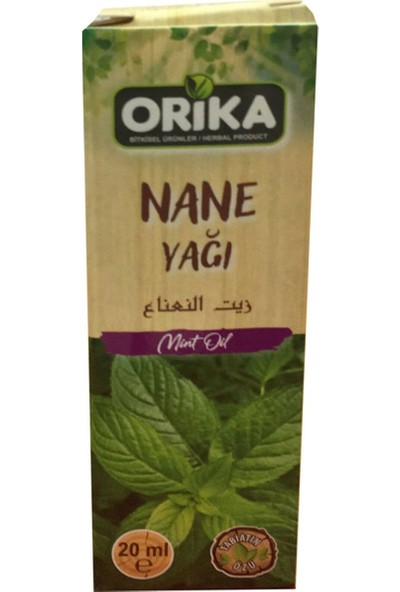 Orika Nane Yağı 20 ml