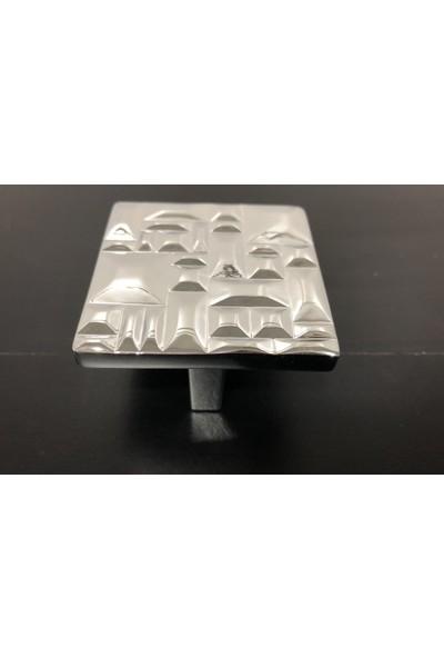 Çebi 467 Dekoratif Düğme Mobilya Kulbu Inox