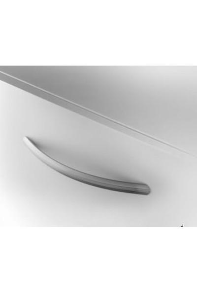 Çebi 884 Modern Mobilya Kulbu Inox 320 mm