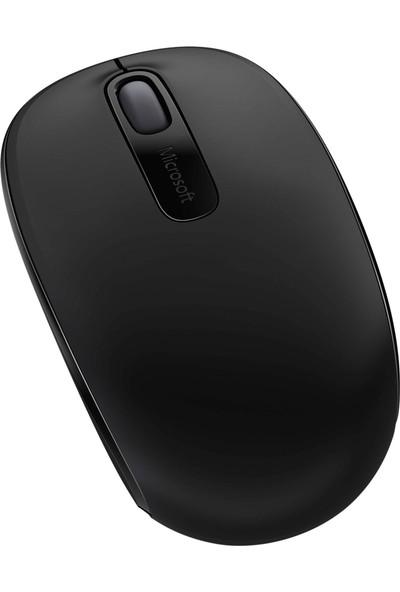 Microsoft Mobile 1850 Kablosuz Siyah Mouse (7MM-00002) + Microsoft 365 QQ2-00006 Dijital Bireysel Abonelik Türkçe 1 Yıl
