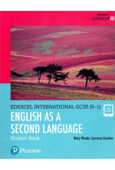 Pearson Education Yayıncılık Edexcel International Gcse (9-1) Esl Student Book