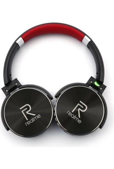 Realme Bluetooth Kulak Üstü Kulaklık 550BT Siyah