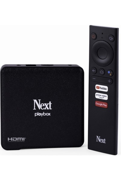 Next Playbox Android Tv BOX8681520401885