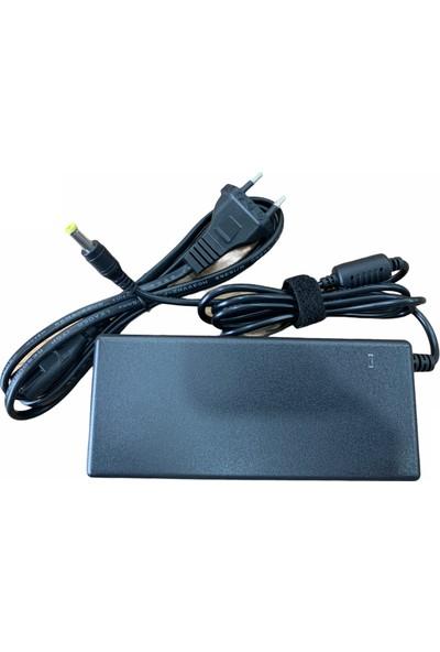 Ata Elektronik 12V 7A - 12 Volt 7 Amper 12V 7A Platik Priz Adaptör 1,5 Metre Kablolu 5.5mm 2.5mm 1.5mt Kablolu
