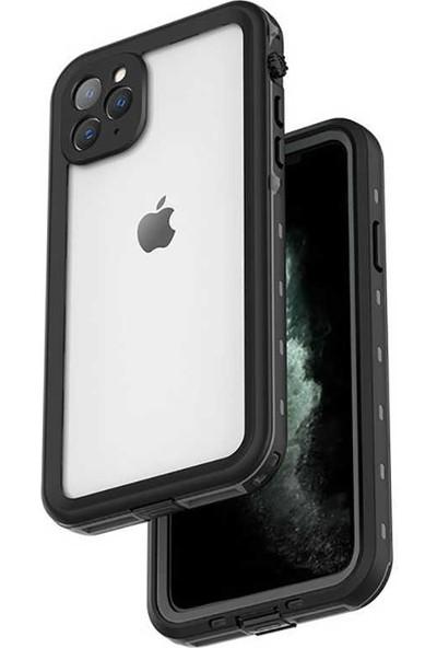 Master Aksesuar Apple iPhone 12 Pro Max Kılıf 1-1 Su Geçirmez Kılıf