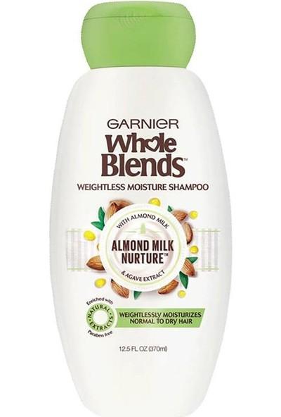 Garnier Whole Blends Badem Sütü Bakım Şampuanı 370ML