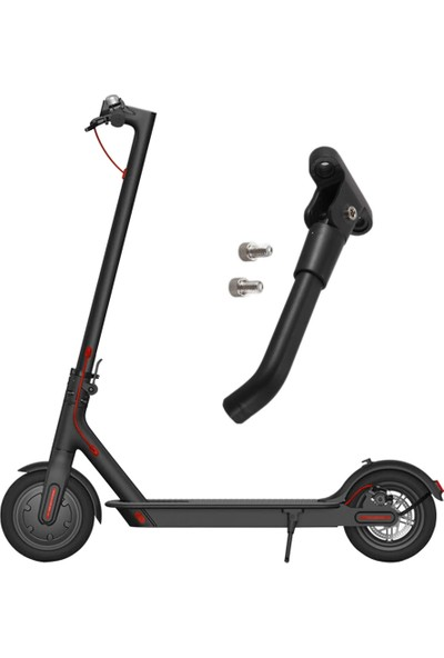Scootersan Elektrikli Scooter Park Standı - Ayağı - Ayak Desteği
