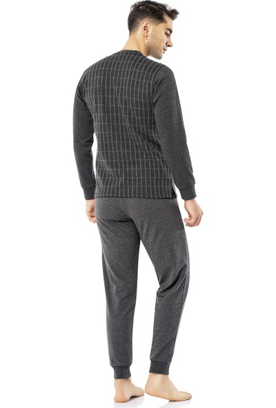 Erdem İç Giyim Erdem Erkek Kışlık Pijama Takımı