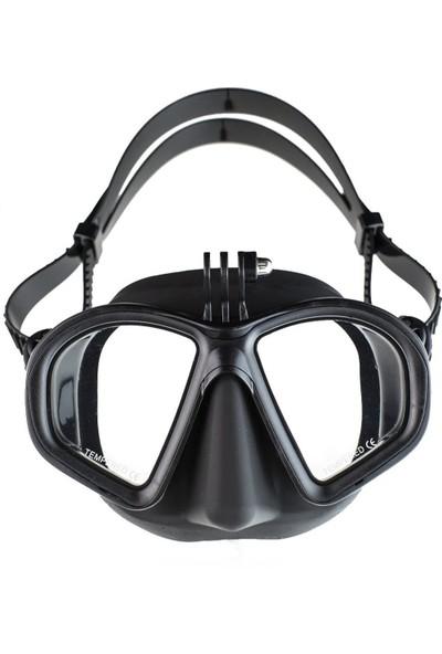 Subzero X-Pro Maske Gopro Adaptörlü