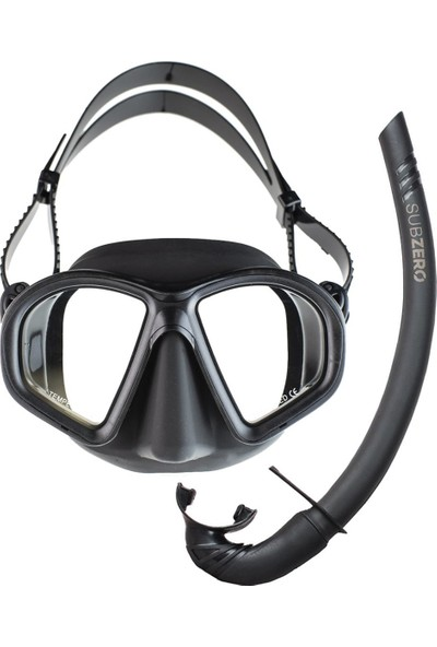 Subzero Maske Şnorkel Seti