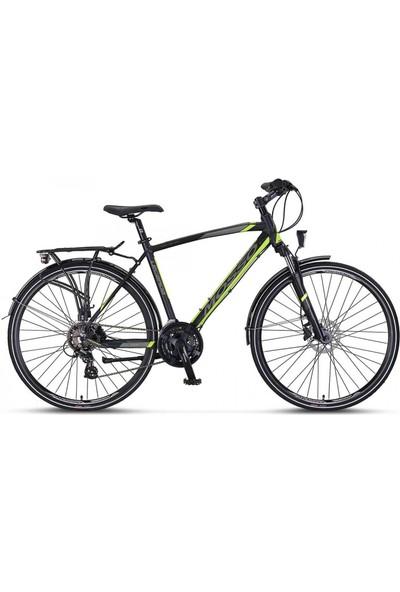 Mosso LEGARDA-2121-MSM-H-CT Erkek Şehir Bisikleti 460H Hd 28 Jant 21 Vites Hakı/turuncu