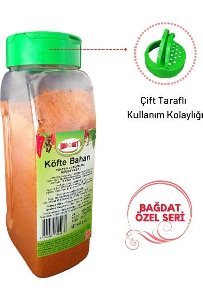 Bağdat Köfte Baharatı 450 gr - Tuzluk Kapak Pet Kavanoz Özel Seri