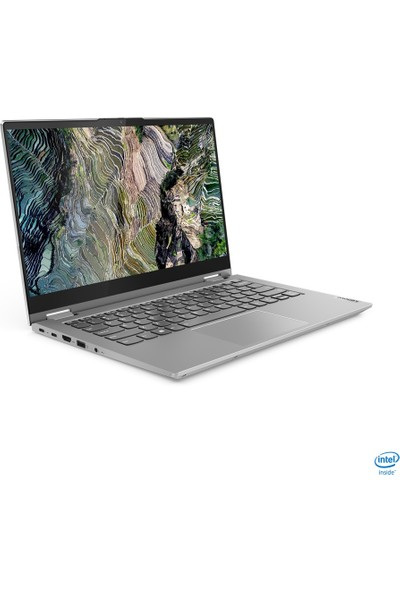 "Lenovo Thinkbook 14S Yoga Itl Intel Core I5-1135G7 16GB 1 Tb SSD Intel Iris Xe Graphics Win 10 Pro 14"" Fhd Dokunmatik Ekran Kalem Taşınabilir Bilgisayar 20WE0033TX008"
