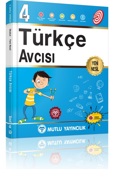 Mutlu Yayıncılık Türkçe Avcısı