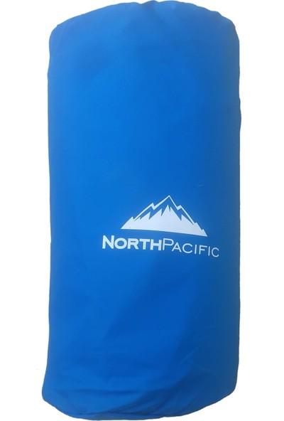 North Pacific Şişme Kamp Matı Mavi