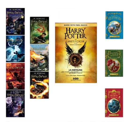 Yapı Kredi Yayınları Harry Potter Seti