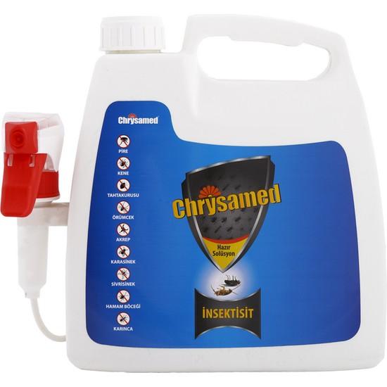 Chrysamed İnsektisit 2,5 Lt.Akrep-Kene-Karınca-Sivrisinek-Tahtaku