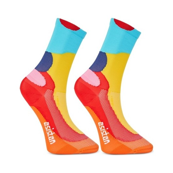 Asistan Cape So 30 Çorap Multıcolor-Std