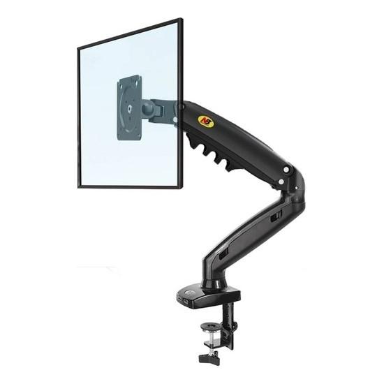 """North Bayou Nb F80 17-30 """" LCD / LED Monitör Tutucu Kol Amortisörlü Vesa Monitör Standı"""