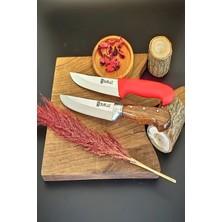 SürLaz SürmeneKasap Bıçağı Mutfak Bıçağı