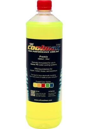 Srf Coolmax Bilgisayar Soğutma Sıvısı 1000ML - Asit Sarı