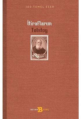 Itiraflarım - Lev Nikolayeviç Tolstoy